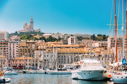 Permis bateau à Marseille
