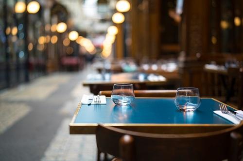 Restaurant au cœur d'Avignon